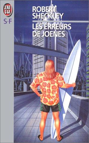 9782277241355: Les erreurs de Joenes