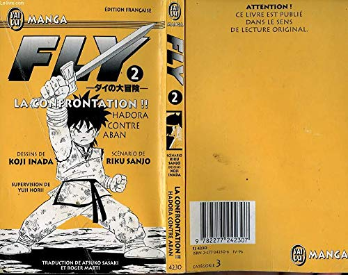9782277242307: Fly, Tome 2 : La confrontation !! Hadora contre Aban