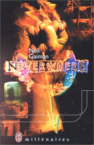 9782277260028: Neverwhere (Millénaires)