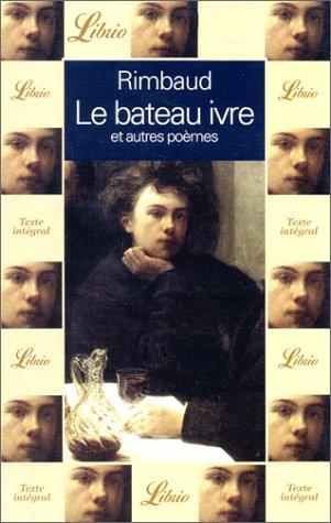 9782277300182: Le bateau ivre et autres poemes (Librio)