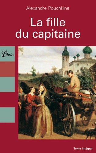 La fille du capitaine (Librio): Pouchkine, Alexandre