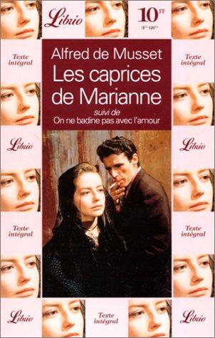 Les Caprices de Marianne, - 39 -: Musset (de) Alfred