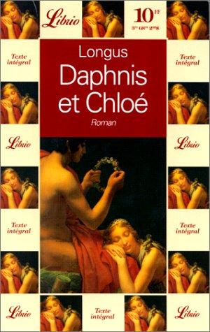 Daphnis et Chloé (Librio): Longus