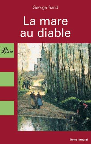 LA MARE AU DIABLE (LIBRIO LITTERATURE): GEORGE SAND