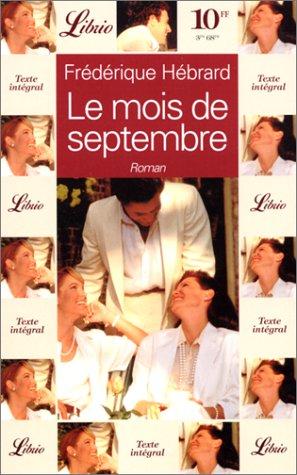 9782277300793: Le mois de septembre