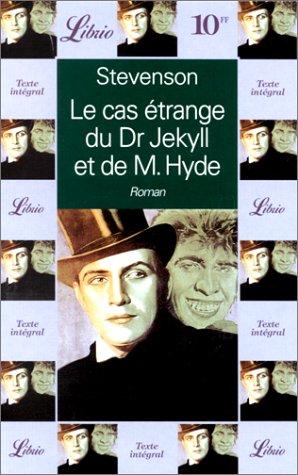 9782277301134: Le cas étrange du Dr Jekyll et de M. Hyde
