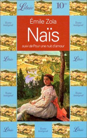 Naïs Micoulin (LIBRIO LITTERATURE): Emile Zola