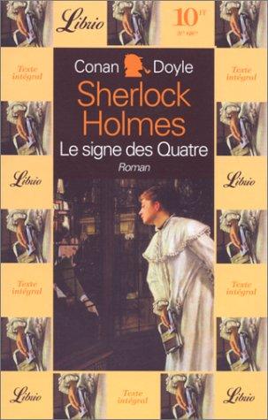 Aventure de sherlock holmes - le signe: Conan Doyle Arthur