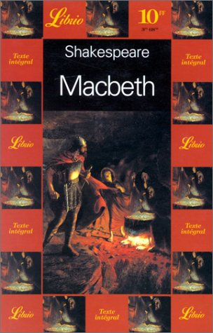 9782277301783: Macbeth