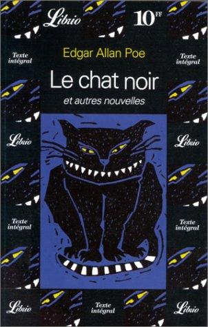 Chat noir et autres nouvelles (Le) (LIBRIO: Poe Edgar-Allan