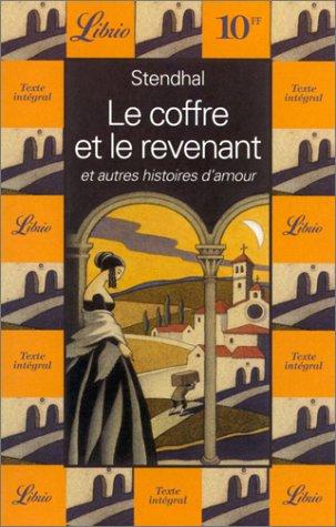 9782277302216: Coffre et le revenant et autres histoires d'amour (Le) (LIBRIO LITTERATURE)