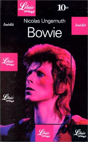 9782277302667: David Bowie (Librio musique)
