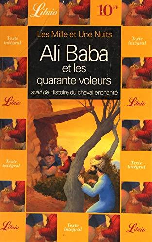 9782277302988: Les Mille et une Nuits ; Ali Baba et les quarante voleurs