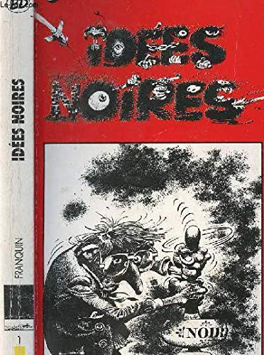 9782277330011: MISCELLANEOUS COMIC STRIP/CARTOON: IDEES NOIRES