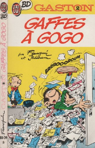 9782277330394: GASTON . GALA DE GAFFES A GOGO (J'ai Lu BD)