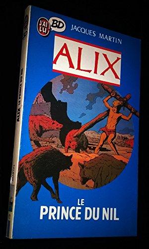 9782277330929: Alix, Tome 2 : Le Prince du Nil