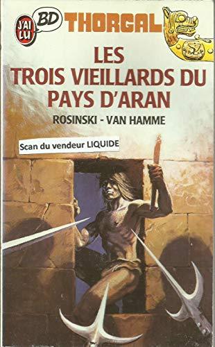 9782277330981: Thorgal, Tome 3 : Les Trois Vieillards du pays d'Aran (J'ai Lu BD)