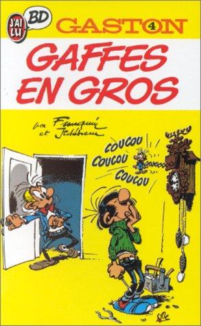 9782277331001: GASTON N�2 . LE BUREAU DES GAFFES EN GROS