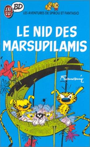 9782277331865: Spirou et Fantasio, tome 12 : Le Nid des Marsupilamis