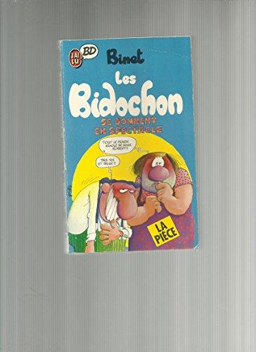 9782277331896: Les Bidochon, Tome 8 : Les Bidochon se donnent en spectacle