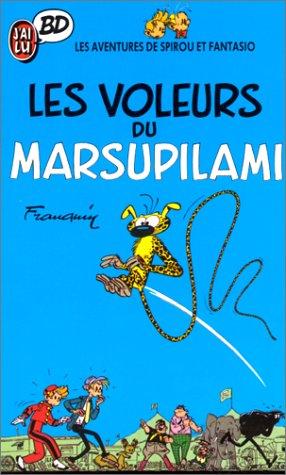 9782277332008: Spirou et Fantasio, tome 5 : Les Voleurs du Marsupilami