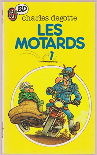 9782277332015: Les Motards, tome 1