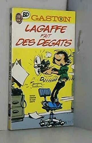 9782277332084: GASTON . LAGAFFE FAIT DES DEGATS