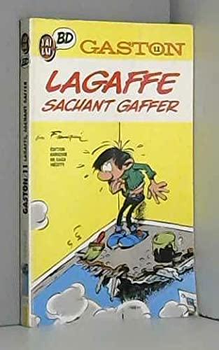 Lagaffe Sachant Gaffer (Gaston, #11): Franquin