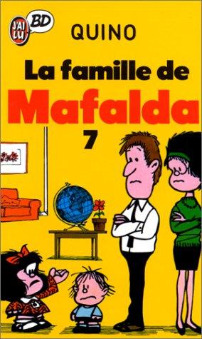 9782277332596: Mafalda, tome 7 : La Famille de Mafalda