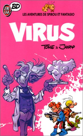 Les Aventures De Spirou (French Edition): Janry Tome