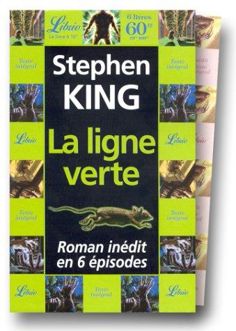 9782277341550: La Ligne verte, 6 tomes