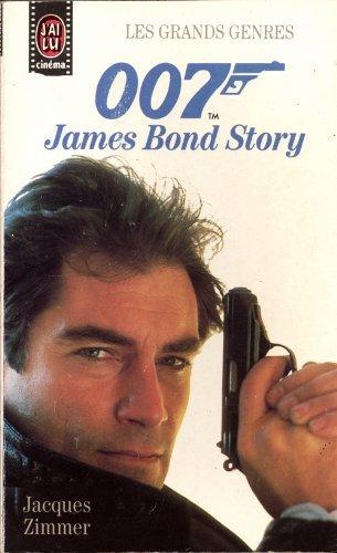 9782277370192: 007, james bond story