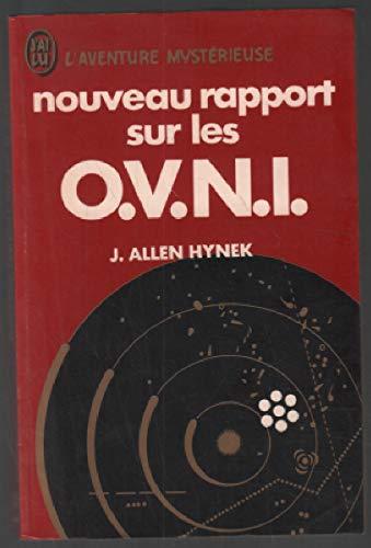 9782277513841: Nouveau rapport sur les OVNI objets volants non identifiés (J'ai lu)