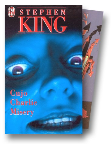 9782277600275: Coffret Stephen King, coffret 3 volumes, tome 2 : Cujo, Charlie, Misery