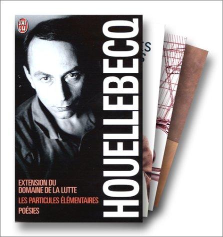 9782277601715: Michel Houellebecq, coffret 3 volumes : Extension du domaine de la lutte ; Les particules élémentaires ; Poésies