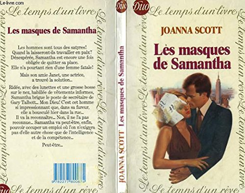 9782277800675: Les Masques de Samantha (Duo)