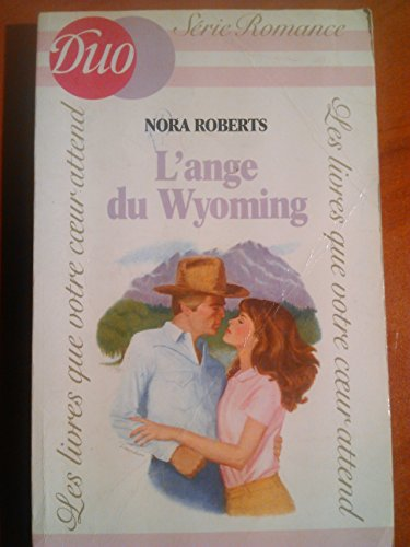 9782277801245: L'Ange du Wyoming