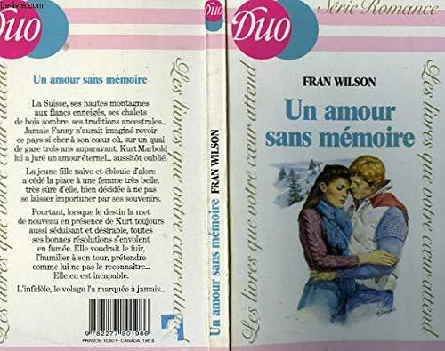 Un Amour sans m?moire (Duo)