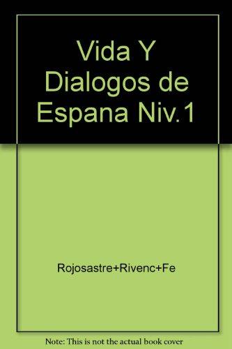 9782278031719: Vida Y Dialogos de Espana Niv.1