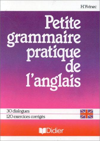 9782278035717: Petite grammaire pratique de l'anglais