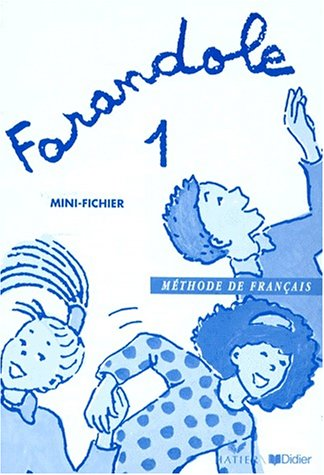 9782278041985: Farandole - Level 1 - MINI-FICHIER (French Edition)