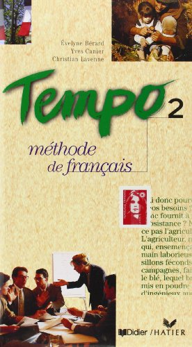 9782278044290: Tempo: Audio-Cassettes 2 (3) (French Edition)
