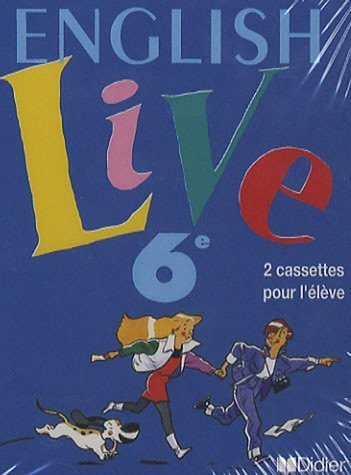 9782278045457: English Live : 6e LV1 (coffret 2 cassettes)