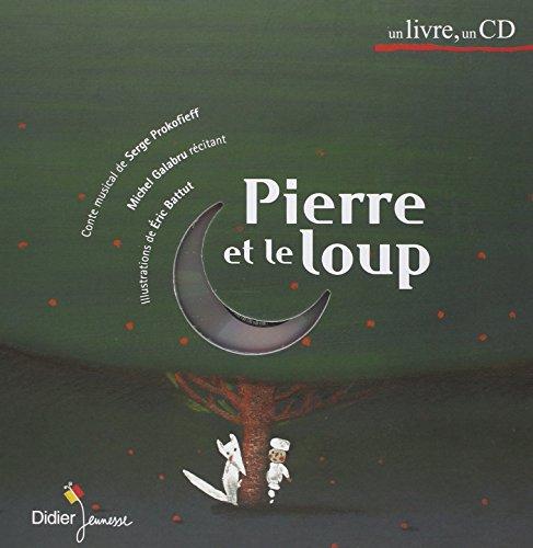9782278050840: Pierre et le Loup (1 livre + 1 CD audio)