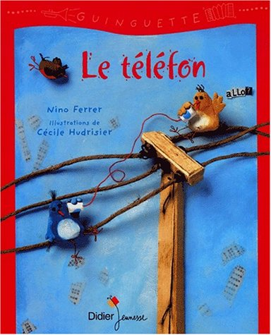 9782278050888: Le Telefon (French Edition)