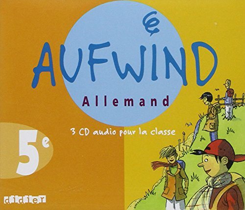 9782278051090: Aufwind 5e lv1 CD classe (French Edition)