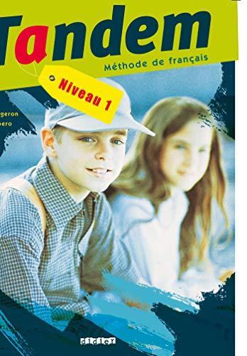 9782278052844: Tandem : Niveau 1, méthode de français