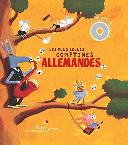 9782278053131: Les Petits Cousins: Les Plus Belles Comptines Allemandes (French Edition)
