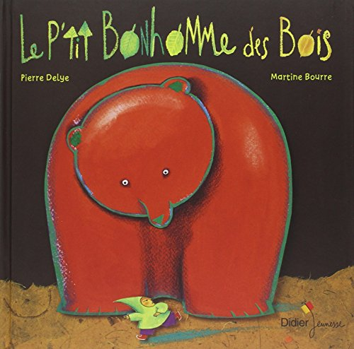 9782278053834: Le Petit Bonhomme des bois