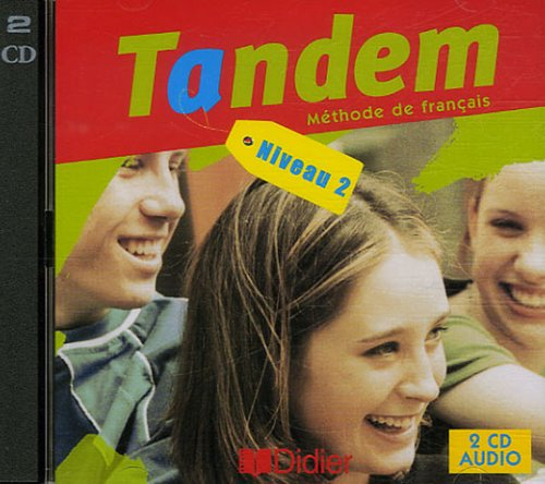 9782278054190: Tandem: Cds-Audio - Classe (2) 2 (French Edition)